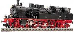 train miniature Locomotive -Tender vapeur DB type 78 (H0)  4078 Fleischmann Quirao idées cadeaux