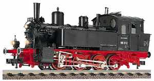 train miniature Loco-tender vapeur DB type 98 (H0) 4099 Fleischmann Quirao idées cadeaux