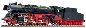 train miniature Locomotive DR type 22 avec tender T32 riveté (H0)  4121 Fleischmann Quirao idées cadeaux