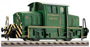 train miniature Loco diesel type MV9 (H0)  4204 Fleischmann Quirao idées cadeaux