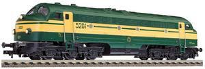 train miniature Loco diesel SNCB type 5200 (H0)  4270 Fleischmann Quirao idées cadeaux