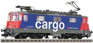train miniature Loco électrique Cargo SBB type Re4/4 (H0)  4339 Fleischmann Quirao idées cadeaux