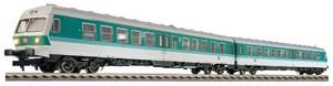 train miniature Autorail type 614 (H0)  4438 Fleischmann Quirao idées cadeaux
