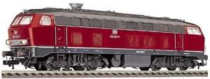 train miniature Loco diesel nettoyeuse type 218 (H0) Fleischmann Quirao idées cadeaux