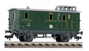 train miniature Fourgon  (H0)  ref 5000 Fleischmann Quirao idées cadeaux