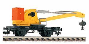 train miniature Wagon grue  (H0)  5019 Fleischmann Quirao idées cadeaux