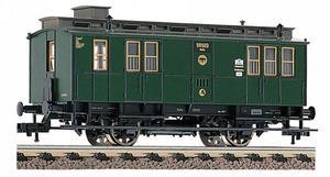 train miniature Fourgon à bagages  (H0)  ref 5057 Fleischmann Quirao idées cadeaux