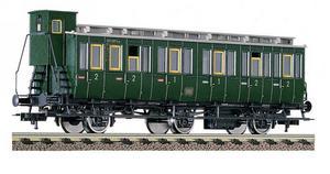 train miniature Voiture mixte 1 et 2 cl.  (H0)  5065 Fleischmann Quirao idées cadeaux