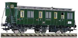train miniature Voiture 2e classe  (HO)  5066 Fleischmann Quirao idées cadeaux