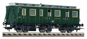 train miniature Voiture voyageur 2 cl.  (H0)  5068 Fleischmann Quirao idées cadeaux