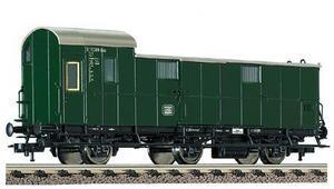 train miniature Fourgon 3 essieux  (H0)  5069 Fleischmann Quirao idées cadeaux