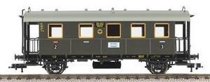 train miniature Voiture 2/3 classe  (H0)  5091 Fleischmann Quirao idées cadeaux