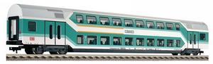 train miniature Voiture 2 niveaux 1/2 cl.  (H0)  5121 Fleischmann Quirao idées cadeaux