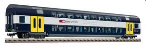 train miniature Voiture à 2 niveaux 2 cl  (H0)  5134 Fleischmann Quirao idées cadeaux