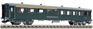 train miniature Voiture 1/2e classe SOB  (H0)  5136 Fleischmann Quirao idées cadeaux