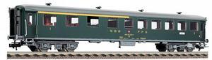train miniature Voiture 1/2e classe  (HO)  5138 Fleischmann Quirao idées cadeaux