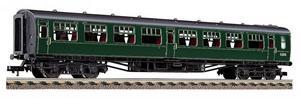 train miniature Voiture 3e classe br  (HO)  5147 Fleischmann Quirao idées cadeaux