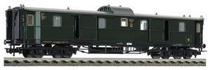 train miniature Wagon à bagages 4-ax (H0)  5150 Fleischmann Quirao idées cadeaux