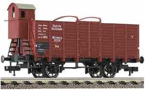 train miniature Wagon cabine serre-frein  (H0)  5204 Fleischmann Quirao idées cadeaux