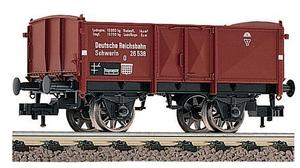 train miniature Wagon tombereau DB  (H0)  5211 Fleischmann Quirao idées cadeaux