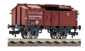 train miniature Wagon tombereau francais  (H0)  5213 Fleischmann Quirao idées cadeaux