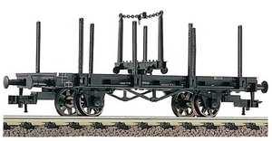 train miniature Wagon à traverses pivotantes  (H0) 5222 Fleischmann Quirao idées cadeaux