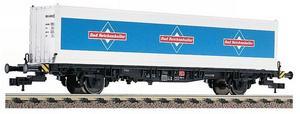 train miniature Wagon porte-container  (H0)  5240 Fleischmann Quirao idées cadeaux