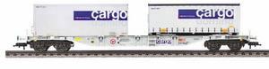 train miniature Wagon cont g. post (H0)  5241 Fleischmann Quirao idées cadeaux