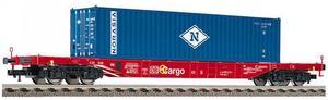 train miniature Wagon porte-containers  (H0)  5249 Fleischmann Quirao idées cadeaux