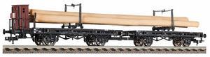 train miniature Wagon à traverses  (H0)  5252 Fleischmann Quirao idées cadeaux