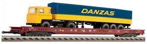 train miniature Wagon à 8 Essieux  (HO)  5274 Fleischmann Quirao idées cadeaux