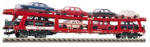 train miniature Wagon à 2 niveaux  (H0)  5293 Fleischmann Quirao idées cadeaux