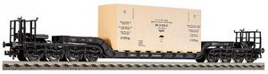 train miniature Wagon surbaissé 8 essieux  (H0)  5295 Fleischmann Quirao idées cadeaux