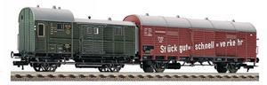 train miniature Wagons jumelés DRG  (H0)  5305 Fleischmann Quirao idées cadeaux