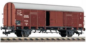 train miniature Wagon couvert DRG  (H0)  5308 Fleischmann Quirao idées cadeaux