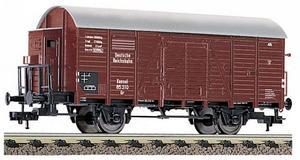 train miniature Wagon couvert  (H0)  5330 Fleischmann Quirao idées cadeaux