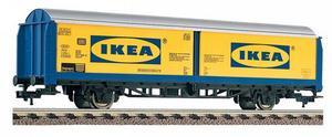 train miniature Wagon Ikéa  (H0)  5337 Fleischmann Quirao idées cadeaux