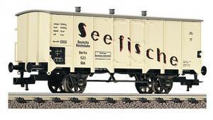 train miniature Wagon frigorifique  (H0)  5341 Fleischmann Quirao idées cadeaux