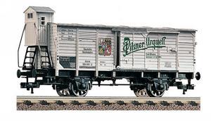 train miniature Wagon à bière  (HO)  5357 Fleischmann Quirao idées cadeaux
