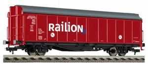 train miniature Wagon Railion  (H0)  5373 Fleischmann Quirao idées cadeaux