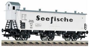 train miniature Wagon frigo 3 essieux  (H0)  5381 Fleischmann Quirao idées cadeaux