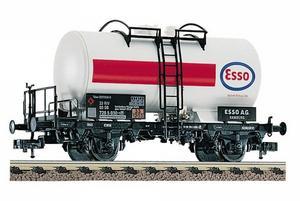 train miniature Wagon citerne esso  (H0)  5410 Fleischmann Quirao idées cadeaux