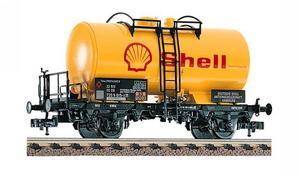 train miniature Wagon citerne schell  (H0)  5411 Fleischmann Quirao idées cadeaux