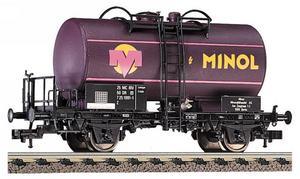 train miniature Wagon citerne minol   (H0)  5414 Fleischmann Quirao idées cadeaux