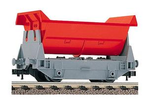 train miniature Wagon a benne basculante  (HO)  5501 Fleischmann Quirao idées cadeaux