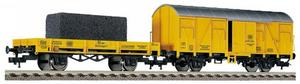 train miniature Set Wagon nettoyeur de voies  (H0)  5561 Fleischmann Quirao idées cadeaux