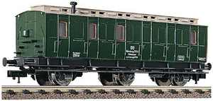 train miniature Wagon personnel  (H0)  5594 Fleischmann Quirao idées cadeaux