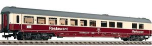 train miniature Wagon restaurant euro-DB  (H0)  5662 Fleischmann Quirao idées cadeaux