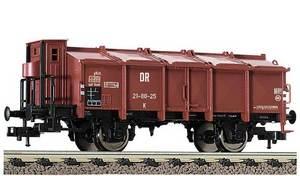train miniature Wagon marchandises ouvert  (H0)  5717 Fleischmann Quirao idées cadeaux