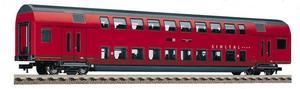 train miniature Voiture 2 niveaux 2e classe  (H0)  5734 Fleischmann Quirao idées cadeaux